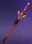 Оружие Чёрный меч Возвышение (целиком)