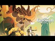 Story Teaser- Through the Eyes of a Dragon - Genshin Impact