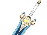 Большой меч небесного всадника