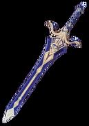Оружие Королевский двуручный меч Возвышение (целиком)