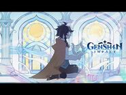 Story Teaser- The Boy and the Whirlwind|Genshin Impact