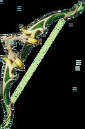 Оружие Зелёный лук (целиком)