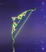 Оружие Зелёный лук Возвышение (целиком)