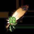 Артефакт Орлиное перо везунчика
