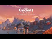 Jade Moon Upon a Sea of Clouds - Disc 2- Shimmering Sea of Clouds and Moonlight|Genshin Impact