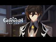 "Character Tales - ""Zhongli- An Additional Expense"" - Genshin Impact"
