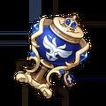 Артефакт Королевская серебряная фляжка