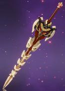 Оружие Меч драконьей кости Возвышение (целиком)