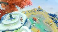 Головоломка с тремя птицами гора Аоцзан