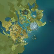 Карта Тейвата 1.2