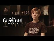 The Adventure Comes to PlayStation®4 on September 28 - Genshin Impact- Behind the Scenes