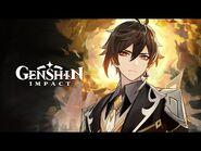 "Character Demo - ""Zhongli- The Listener"" - Genshin Impact"