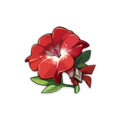 Артефакт Алый цветок воина