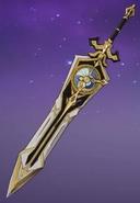 Оружие Меч-колокол Возвышение (целиком)