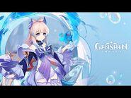 "Collected Miscellany - ""Sangonomiya Kokomi- Secret Tides of the Heart"" - Genshin Impact"
