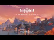 Jade Moon Upon a Sea of Clouds - Disc 1- Glazed Moon Over the Tides|Genshin Impact