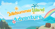 Midsummer Island Adventure Website Image