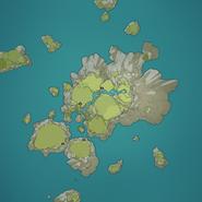 Trade Emerald Peak Map
