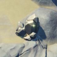 Item White Iron Chunk Wild