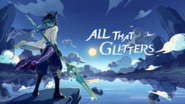 All That Glitters Website Background