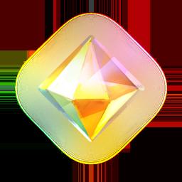 Brilliant Diamond Gemstone
