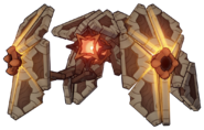 Enemy Ruin Defender