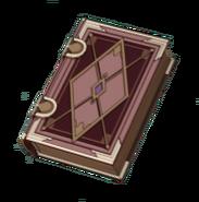 Weapon Pocket Grimoire 2nd 3D