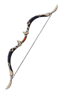 Weapon Seasoned Hunter's Bow 2nd 3D
