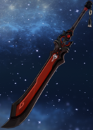 Weapon Blackcliff Slasher 3D