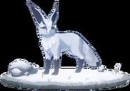 Wildlife Snow Fox Archive