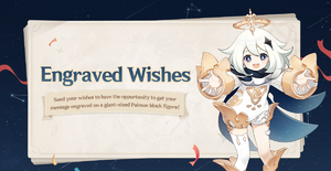 Engraved Wishes