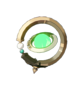Weapon Emerald Orb 2nd 3D