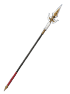 Weapon White Tassel 2nd 3D