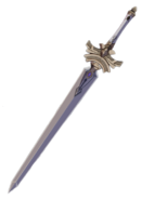 Weapon Harbinger of Dawn 3D