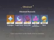 Stellar Reunion Rewards