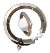 Weapon Emerald Orb 3D
