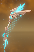 Weapon Skyward Harp 2nd 3D