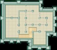 Mondstadt Mansion Map Floor 1