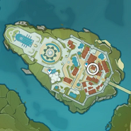 NPC Location Blanche