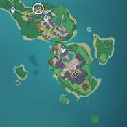 NPC Location Kiminami Anna