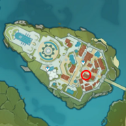 NPC Location Sara
