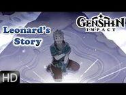 Leonard Cutscene Genshin Impact