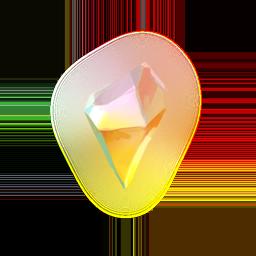 Brilliant Diamond Fragment