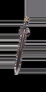 Weapon Dark Iron Sword Wish