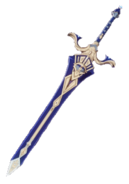 Weapon Royal Greatsword 2nd 3D