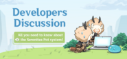Developers Discussion 4-17
