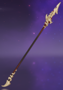 Weapon Dragonspine Spear 3D