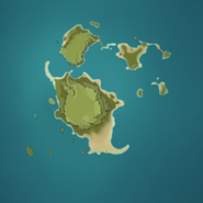 Cool Isle Map