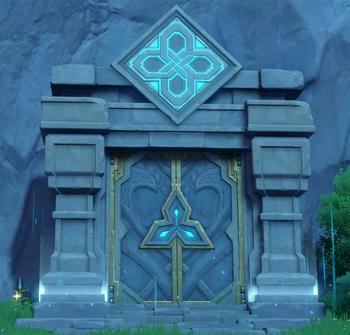 Domain Entrance