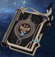 Weapon Royal Grimoire 3D